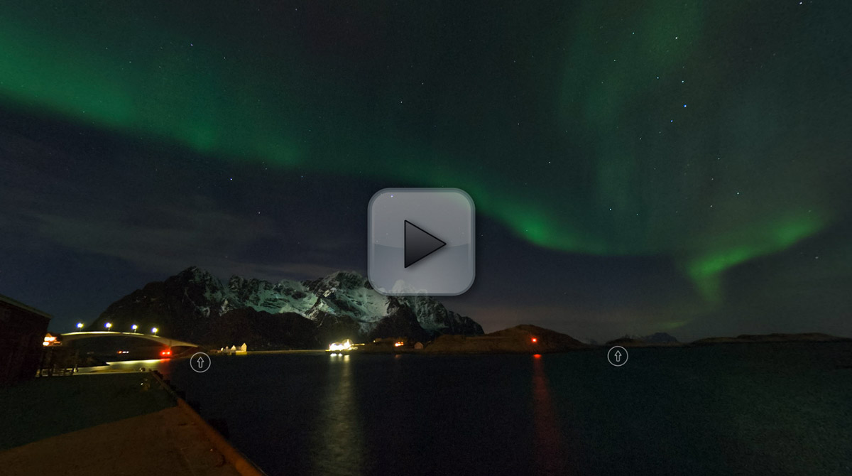 Northern Lights 360°